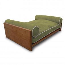 Лежанка с 3 удобными подушками MELL